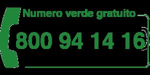 numero verde BPL
